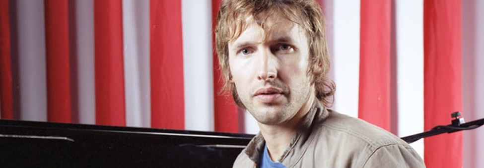 JAMES BLUNT - SPEAKING THROUGH SONG