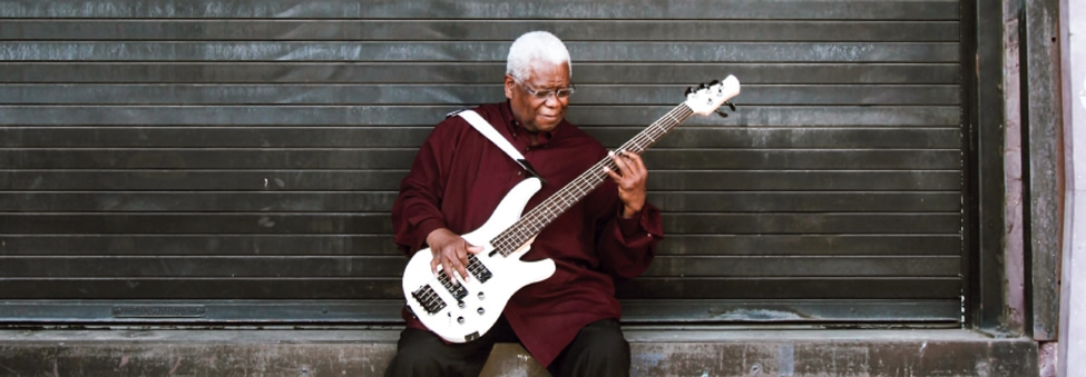 ABE LABORIEL, SR. - A LOVE OF LISTENING