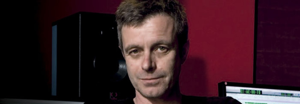 HARRY GREGSON-WILLAMS - A FILM COMPOSER TALKS SHOP