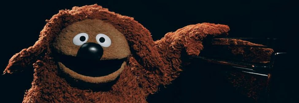ROWLF THE DOG - The Muppets Musical Mutt